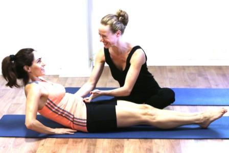 ג'ירוטוניק תל אביב | לזוז מהבטן - חיזוק המרכז העמוק, לחזק את הבטן באמת