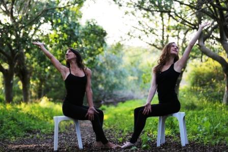 ג'ירוטוניק תל אביב | התנועה הספירלית לחיזוק, ריפוי ואיזון הגוף בשיטת ג'ירוקינסיס